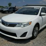 2012 Toyota Camry available at the auction