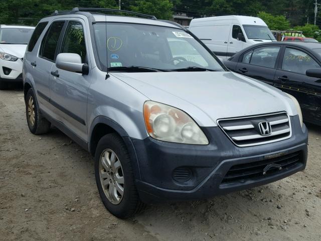 Clean Honda CR-V 2006 available at the auction- IYCN