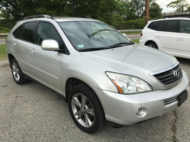 Clean Lexus RX450 available at auction - IYCN
