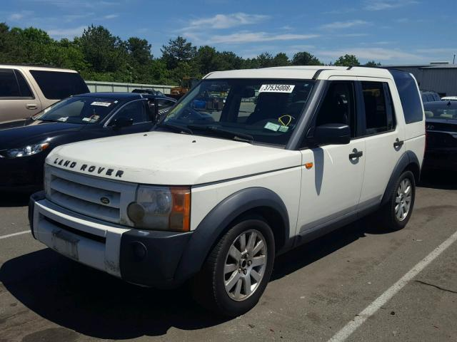 Clean Land Rover LR3 2005 available at the auction - IYCN