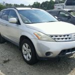 Nissan Murano 2006 available at the auction