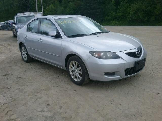 Clean Mazda 3I 2008 available at the auction - IYCN
