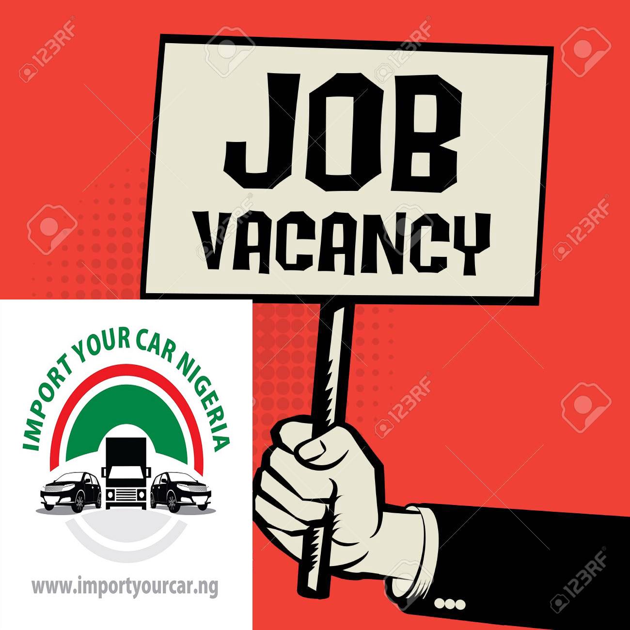 Import Your Car Job Vacancy